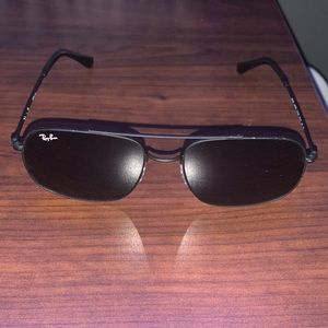 Raybans for sales all black